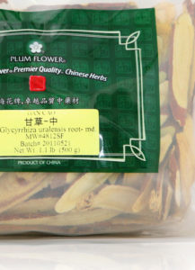 Our Chinese herbal remedies are made from 100% natural, organic Chinese herbs.