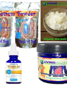 new discoveries and benefits of raw milk kefir with gcmaf