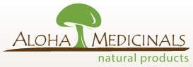 Get your certified organic medicinal mushrooms from Aloha Medicinals!