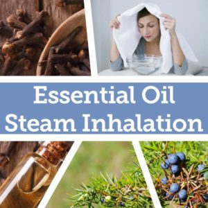 Heal Upper Respiratory Infection Naturally with essential oils.