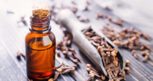 Clove essential oil is another component of an herbal remedy for parasites