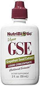 Include grape seed extract in your nasal douche.