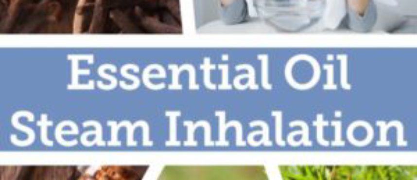 Heal Upper Respiratory Infection Naturally with Essential Oils