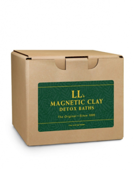 magnetic clay -- a mian component of our chemtrail detox kits