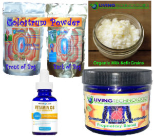 The Super Immune Activator kit is a probiotic supplement and an alternative cancer treatment that works
