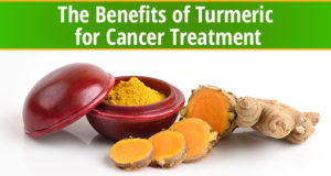 Turmeric is only one of many natural cancer cures.