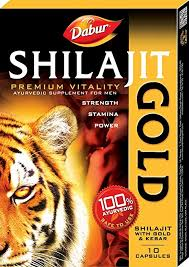 Dabur shilajit is recognized by the World Health Organization as containing dangerous levels of heavy metals.