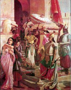 King Chandra Varma extolled the virtues of pure Himalayan shilajit