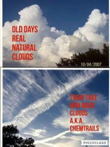chemtrail disease affects the body, brain, and mind itself.