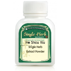 He Shou Wu promotes good health, and is one of the Chinese herbs that fight cancer.